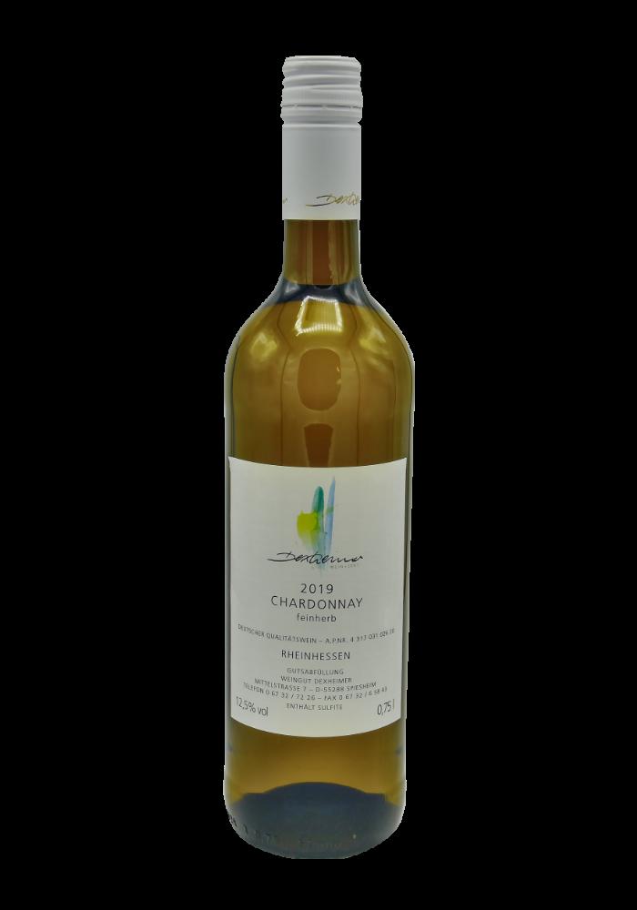 2019er Chardonnay feinherb